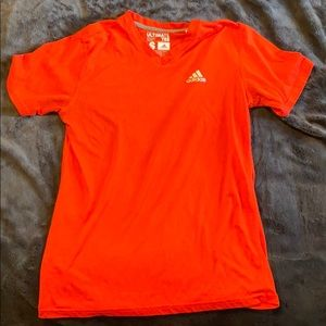 Men's Adidas Workout Tee (Small) (Worn)